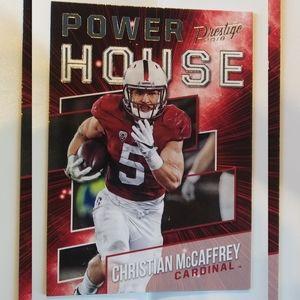 Arizona Cardinals Christian McCaffrey